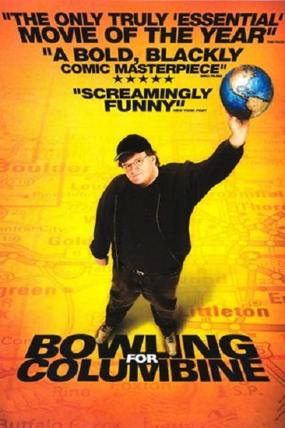 bowling for columbine gun control essay