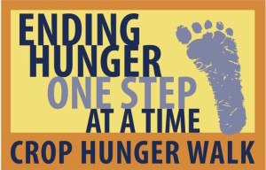 Ending Hunger One Step At a Time: CROP Hunger Walk